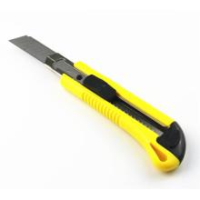 Einziehbares Kastenschneidermesser 18mm Kunststoff Messerschneider