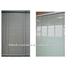 PVC slat venetian shade curtain design for hotel
