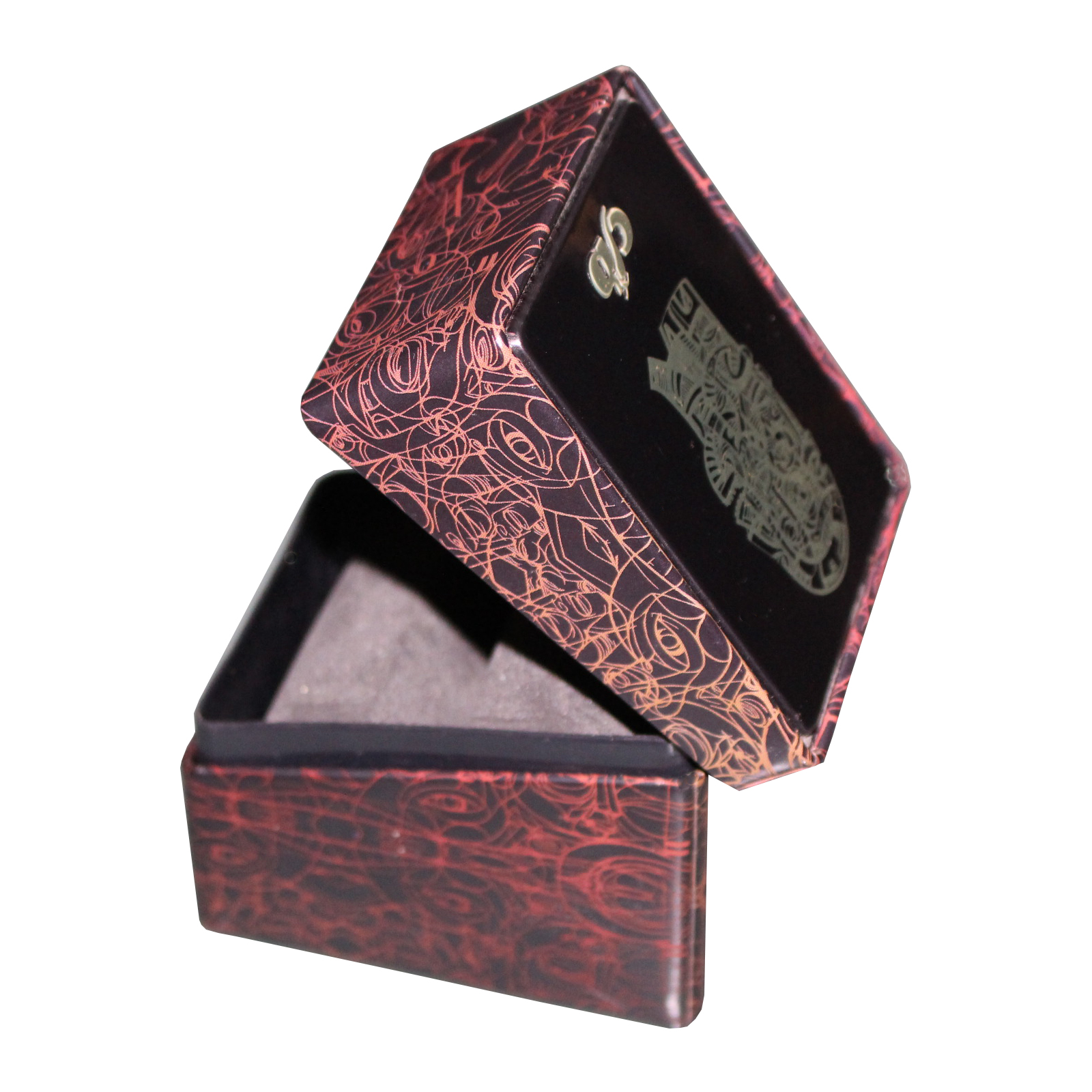Square Luxury Watch Box with Printing