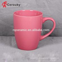 Различная дешевая сплошная цветная глазурь керамическая кружка