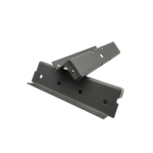 Industrial sheet metal parts for IT system cabinets