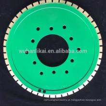roda de ligação resina rebolo de diamante sinterizado / abrasivo