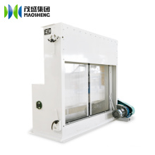 Wheat Soybeans Seed Cleaning Machine for Aspirator Channel