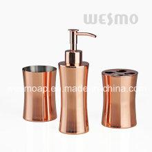 Rose Gold Acessórios de Banheiro de Aço Inoxidável / Acessórios de Banho / Set de Banheiro / Banheiro
