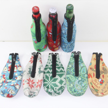 Promotional gifts neoprene beer bottle holder sleeves