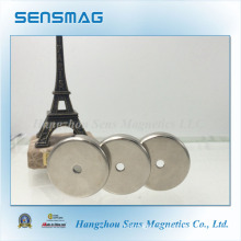 Permanent Magnetic Assembly with Ferrite Magnet Rb-40
