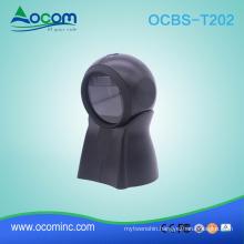 OCBS-T202 Image 2D QR Code Omni Directional Barcode Scanner