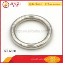 Anillo al por mayor del anillo del estilo O de Alibaba con buena calidad