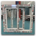 Double Insulated Glass Utility Vinyl Single Sliding Window