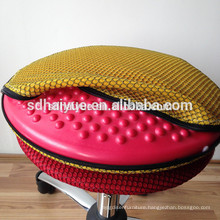2017 Haiyue office room air bag stool with five-star base