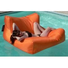 Natación pool reclinable beanbag cama adulto beanbag