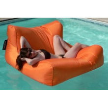 swiming pool recline beanbag bed adult beanbag