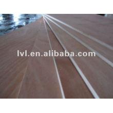Okoume Face Poplar Core E2 Glue Commercial Plywood
