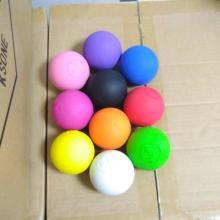 Naturkautschuk-Lacrosse-Ball