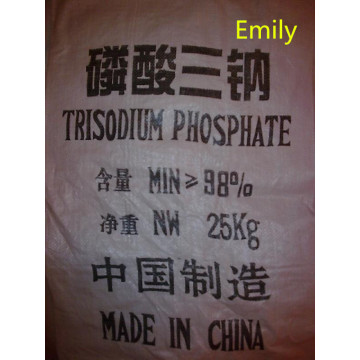 Trisodium Phosphate Anhydrous Tsp 98%Min Industrial Food Grade)