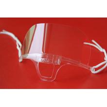 Plasctic Transparente Gesichtsmaske (MK-007)