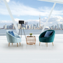 Office Room Living Hotel Round Sigle Sofa Leisure Chair