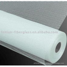 Tissu en treillis en fibre de verre résistant aux alcalis