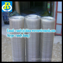1/4 inch 10 gauge galvanized welded wire mesh