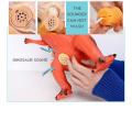 Dowellin Dinosaur Model Big Size rubber dinosaur toy for Children