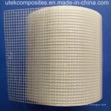 Maillage en fibre de verre de 55gms avec PET 12ème pour matériaux de construction spéciaux