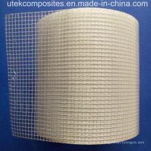 55gms malha de fibra de vidro com PET 12um para materiais de construção especiais