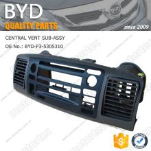 ORIGINAL BYD F3 Rejilla de piezas BYD-F3-5305310