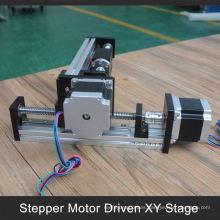 aceptar paypal 2 ejes xy mesa motorizada para corte de metales