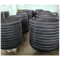 Industrial equipment carbon dish head