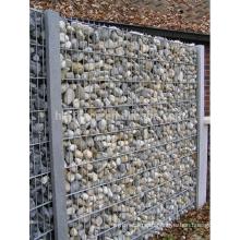 Germany Market 100x100x30cm Galvanized Welded Gabion Wall