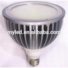 4000k High Lumen Factory Price PAR38 18w LED Spot Lighting Dimmable