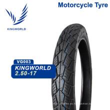 Neumático al por mayor de la motocicleta 3.25 / 18 300-18 2.75 17 300-17, elección de la calidad de la fabricación del neumático de la motocicleta de China