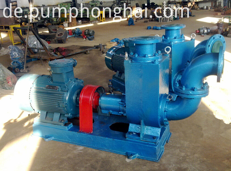 electric fuel oil transfer pump
