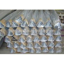 Fornecedor da China 6105 tubos de alumínio embutidos a frio