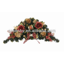 Guirlande de fleurs indiennes 2013