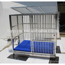 Top Selling Strong Stainlessl Steel Dog Cage and Dog Crate For Sale