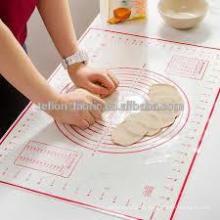 Großhandel Superior Qualität Silikon Matte mit Custom Printing Silikon Gebäck Matte Silikon Matte mit Messungen