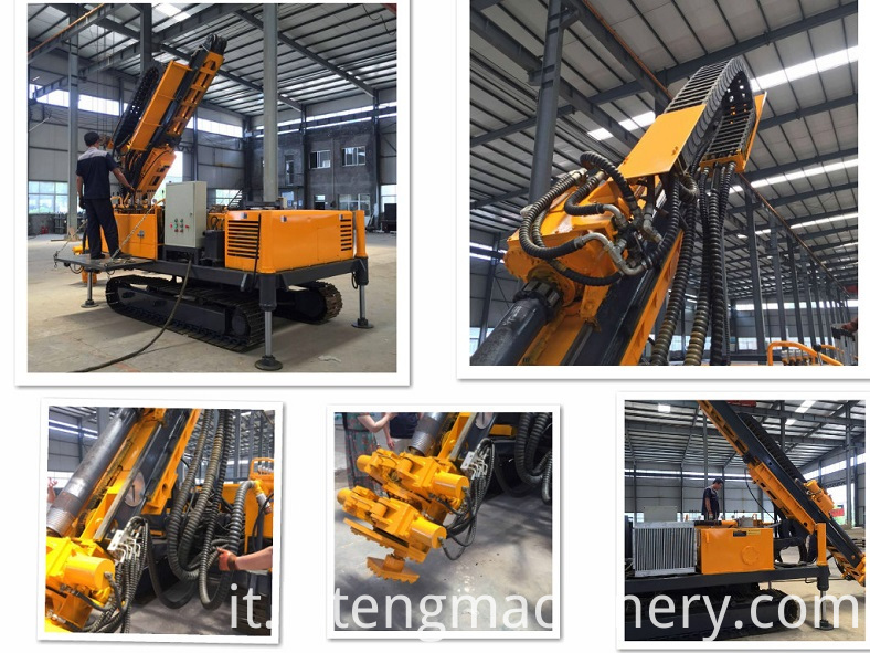 Crawler Drilling -machine