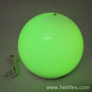 Rechargeable LED Ball Lights with Remote Control