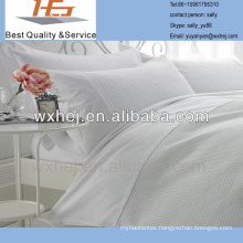Newest design waffle microfiber combine duvet cover