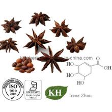 Illicium Extract, Shikimic Acid 98%