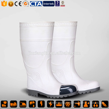 white casual industrial safety boots