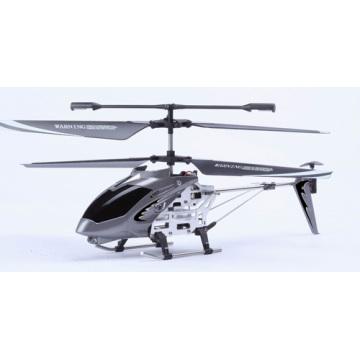 3.5CH RC hélicoptère avec Gyro gris