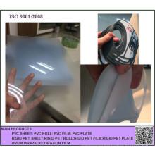 Plastic Glossy Rigid PVC Sheet for Folding Box