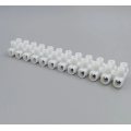 Terminal blocks made of polypropylene