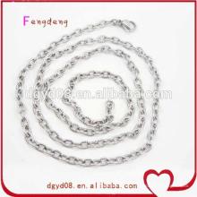 Edelstahl-Lebendkette Halskette Großhandel