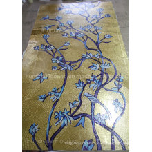 Художественная мозаика Золотая мозаика для украшения стен (HMP801)