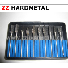 Tungsten Carbide Burrs for Mold Processing