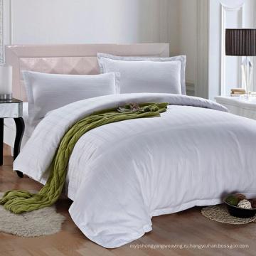 Оптовые постельные принадлежности постельного белья гостиницы 4PCS (WS-2016282)