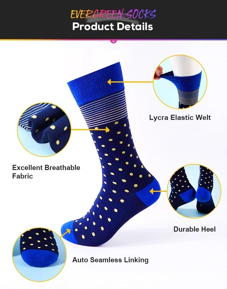 Confortable Dress Men Sock